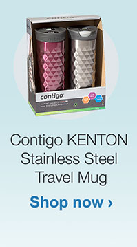 Contigo KENTON Stainless Steel Travel Mug. Shop now