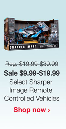 Select Sharper Image Remote Controlled Vehicles