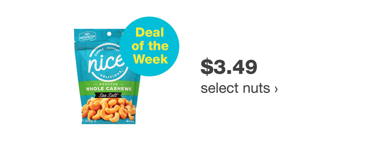 $3.49 select nuts
