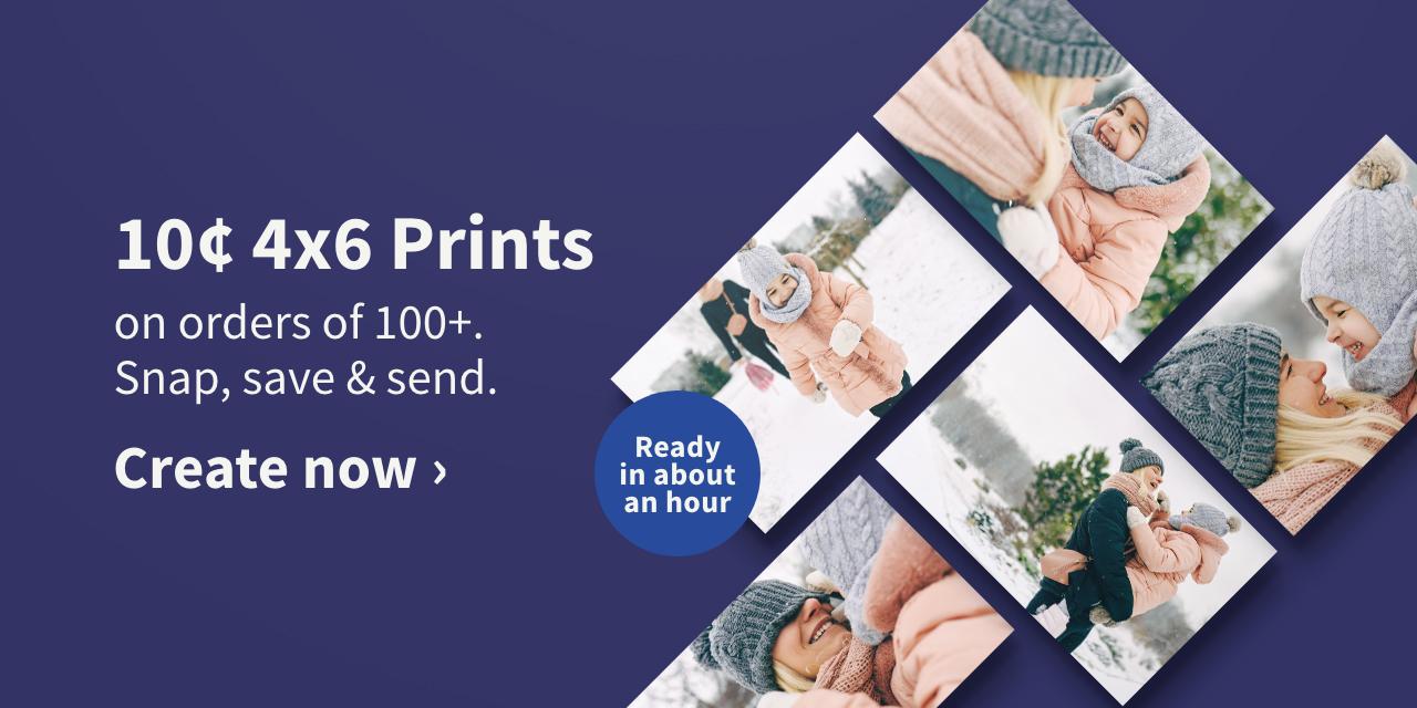 10 cent 4x6 Prints